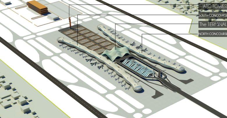 navi mumbai international airport c a