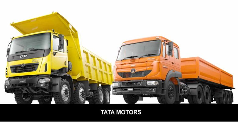 Tata Motors to launch country's first Heavy Duty Tipper Range with ULTIMAAXTM suspension at EXCON 2017