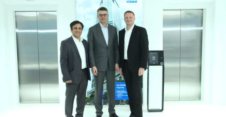 New Elevators Range: KONE India's Promising Movement – C&A