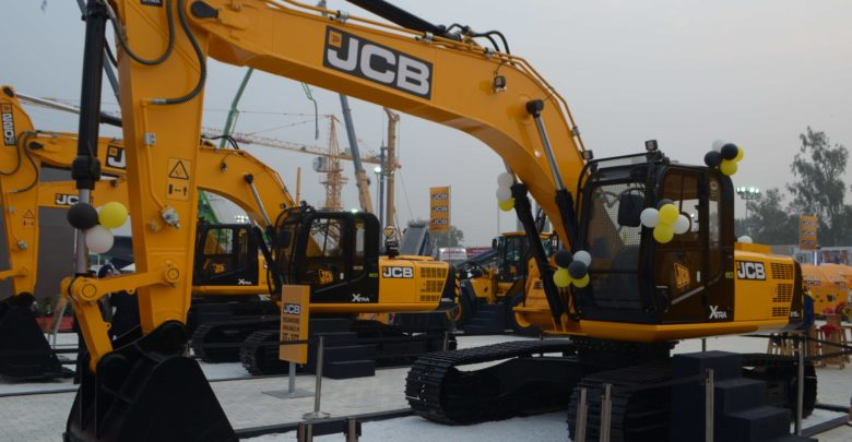 JCB India continues to integrate Digital Technology in Construction